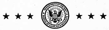 Department of the Navy * Bureau of Supplies and Accounts
