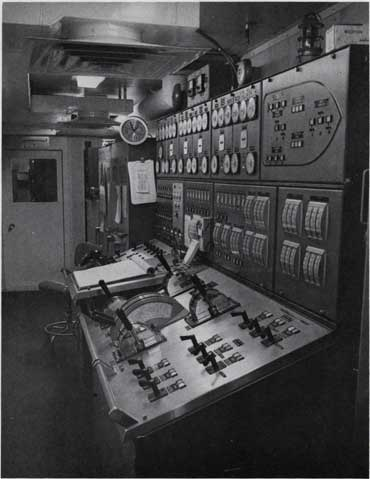 Figure 2-48. Engineer's Control Console