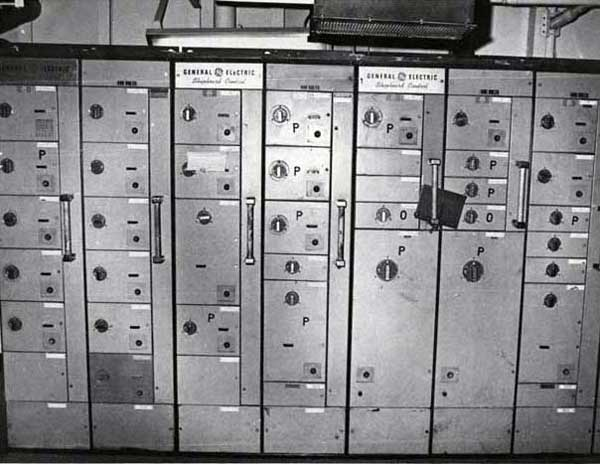 Figure 2-50. Typical Motor Control Center