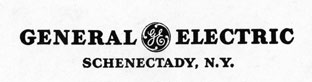 General Electric, Schenectady, N.Y.
