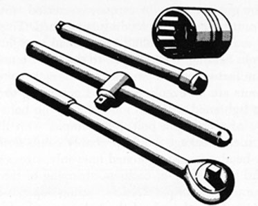 FIG. 24. SOCKET WRENCHES.