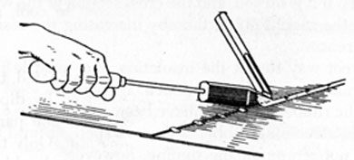 FIG. 67. APPLYING SOLDER.