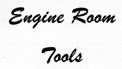 Engine Room Tools