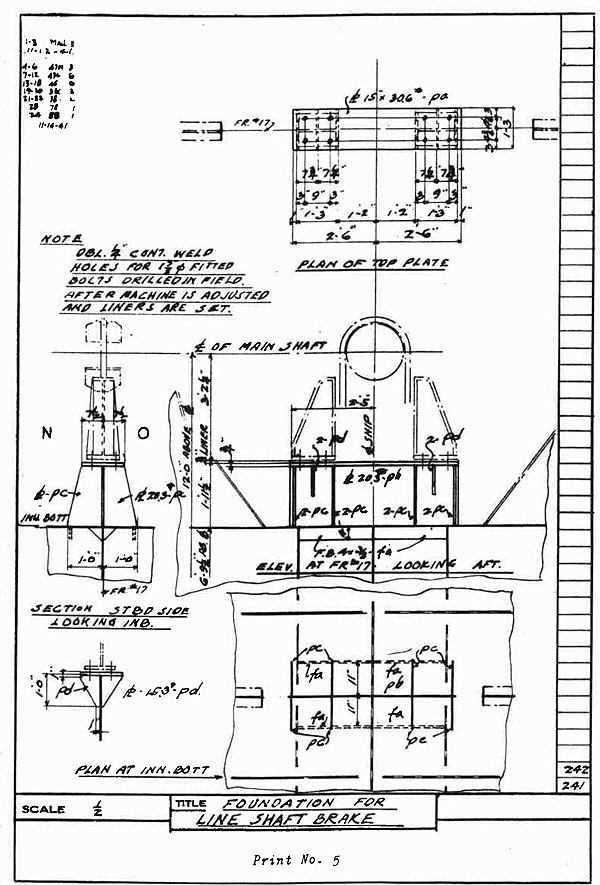 Shipyard outside machinist part 4 appendix index How to read plans for a house