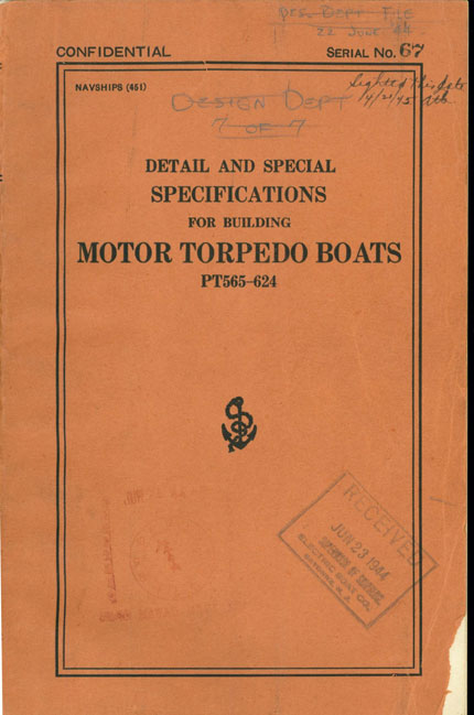 detail specifications for building motor torpedo boats rh archive hnsa org Heavy Mirror for Mirror Clips Expanding Mirror